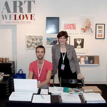 Interview With :    Laurence Lafforgue, Founder of ArtWeLove